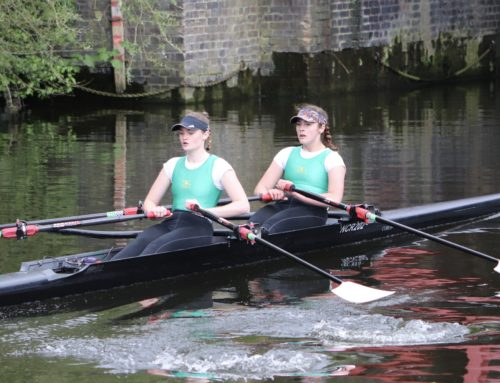 NCRA Soar at Leicester Regatta