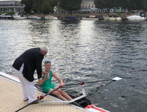 Byron wins at Henley