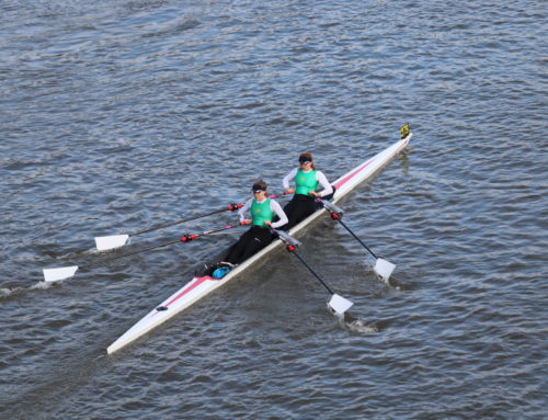 Pairs Head Race Report