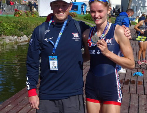 A Silver Lining for Liv at the U23 European Championships